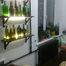 Трехкомнатная квартира Суворовский пр.