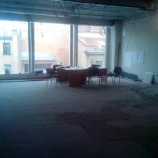 Капитальный ремонт офисых помещений банка