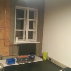 Офис в стиле ЛОФТ наб. Фонтанки